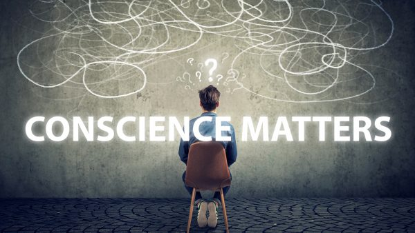 Conscience Matters Session #3 Image